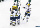 Wolverines win Round 1 of rivalry weekend with MSU