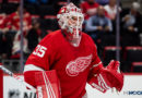 Red Wings sign Jimmy Howard to one-year extension