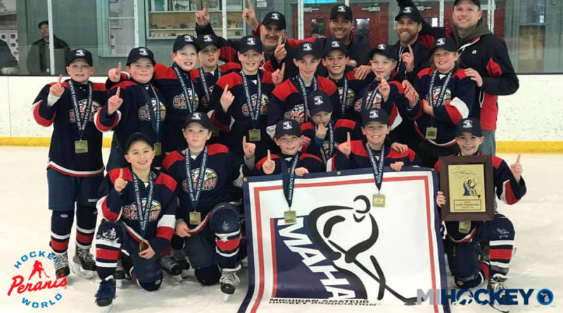 Video 2019 Maha Squirt Aa State Championship