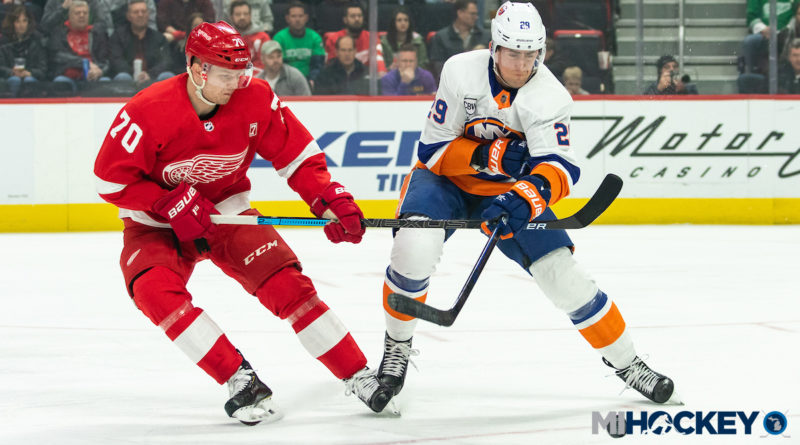 Red Wings announce 2019 preseason schedule