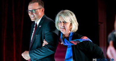 PHOTOS: Steve Yzerman introduced as new Red Wings general manager