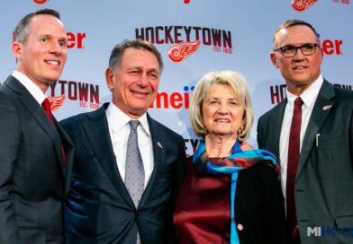 Steve Yzerman officially named general manager of Detroit Red Wings