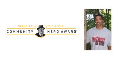 Rico Phillips wins Willie O'Ree Award at NHL Awards Show