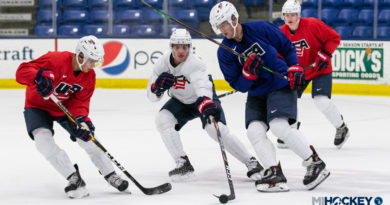 U.S. World Junior training camp to take place in Plymouth
