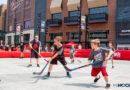 Red Wings bringing free virtual street hockey program to Detroit kids
