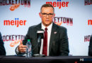 Steve Yzerman talks Jeff Blashill's status, Red Wings' captaincy, first-year observations as general manager