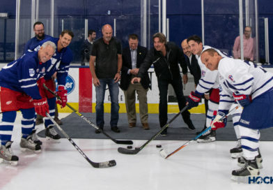 PHOTOS: The 2019 Play With Purpose Charity Hockey Game