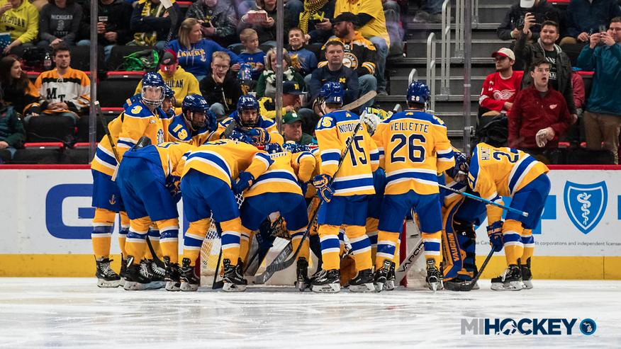 Lake Superior State to play regular-season game in Canada