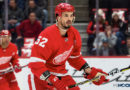 Red Wings recall Jonathan Ericsson, place two on injured reserve