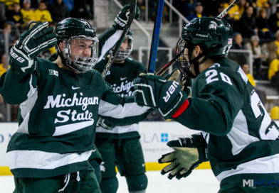 Spartans come back, beat Wolverines at Yost