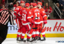PHOTOS: Red Wings beat Golden Knights