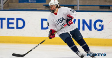 Abby Roque named USA Hockey Women's Player of the Year