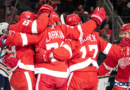 Red Wings win third straight game with comeback in Anaheim