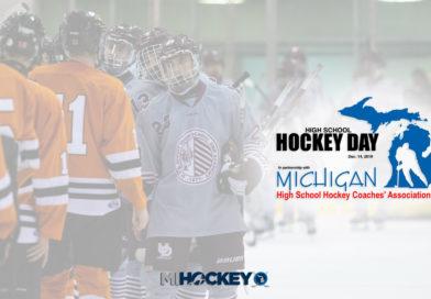 First annual Michigan High School Hockey Day set for Saturday