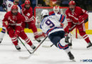 PHOTOS: NTDP hosts Wisconsin in New Year's Day game