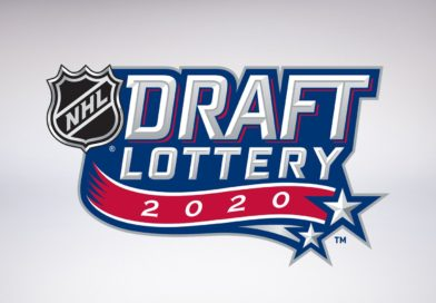 Red Wings fall to No. 4 in 2020 NHL Draft Lottery
