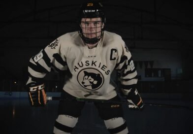 Huskies unveil throwback centennial uniform