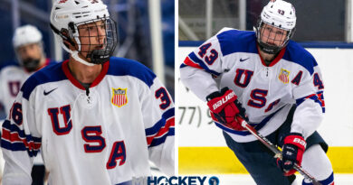 NTDP's Pastujov, Hughes take home weekly USHL honors