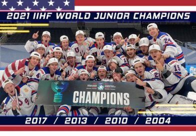 Team USA blanks Canada, captures gold at 2021 IIHF World Junior Championship