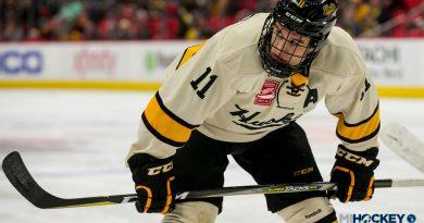 Joel L'Esperance scores first NHL goal