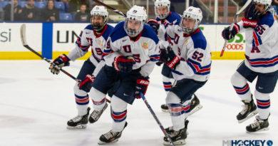 USA Hockey NTDP announces full 2019-2020 home schedule