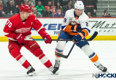 Red Wings announce 2019 preseason schedule