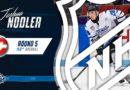 NHL Draft: Josh Nodler selected by Calgary Flames