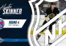 NHL Draft: Hunter Skinner selected by New York Rangers