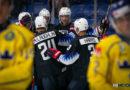 PHOTOS: Team USA blanks Sweden 6-0 at World Junior Summer Showcase