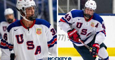 NTDP's Pastujov, Hughes take home weekly USHL honors